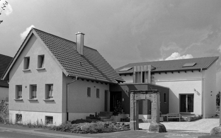 Einfamilienhaus D. in Grettstadt