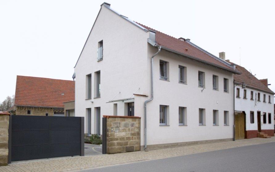 Umbau Einfamilienhaus T. in Stadtlauringen