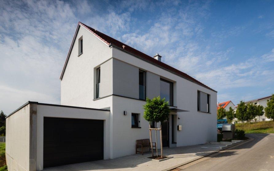 Einfamilienhaus K. in Kitzingen