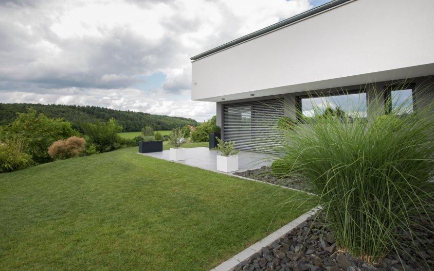Neubau Einfamilienhaus im Landkreis Würzburg