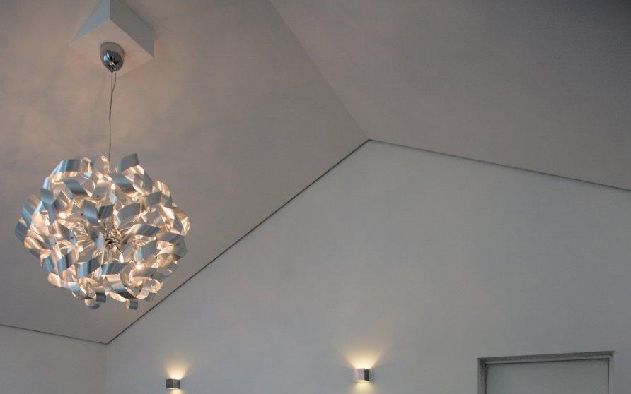 Dachraum über Treppe