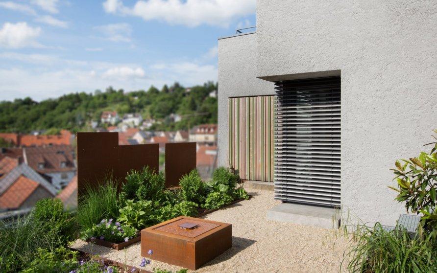 Erweiterung eines Einfamilienhauses in Würzburg