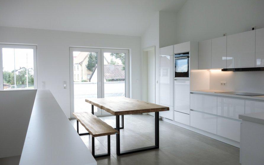 """Küchen-Essbereich im """"Loft"""""""