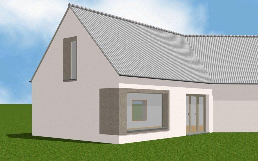 Neubau eines Einfamilienhauses in Essleben