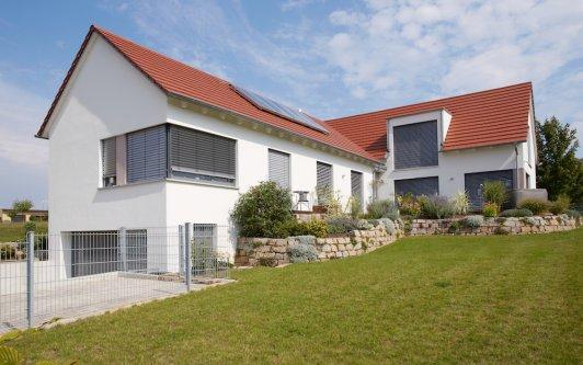 Einfamilienhaus W. in Grettstadt