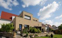 Umbau + Erweiterung Mehrfamilienhaus in Unterpleichfeld