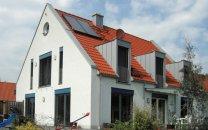 Neubau eines Einfamilienhauses bei Bad Kissingen